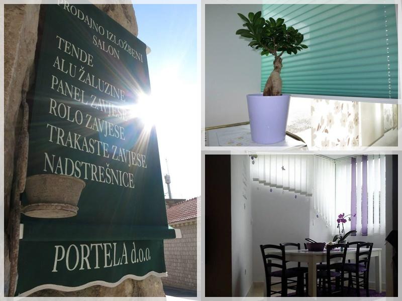 INFOcentar - Salon tendi i zavjesa Portela - Razveselite svoj dom novom kombi...